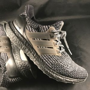 ADIDAS ULTRA BOOST 3.0 LTD LIMITED TRIPLE BLACK 8